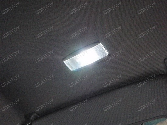 Volkswagen - GTi - interior - led - lights - 6